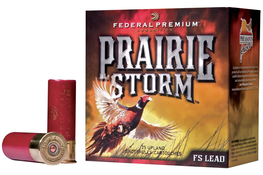 FEDERAL AMMUNITION 12 GA 2-3/4 IN MAX 1-1/4 OZ 6 SHOT FS