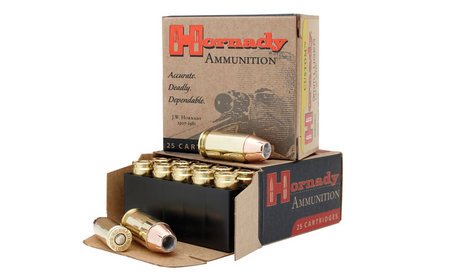 HORNADY 9mm Luger 115 gr XTP Custom 25/Box