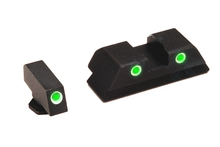 NIGHT SIGHTS FOR GLOCK 9/40
