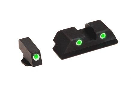 AMERIGLO CLASSIC NIGHT SIGHTS FOR GLOCK 45/10