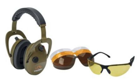 ALPHA MUFF WITH 4 LENS GLASSES