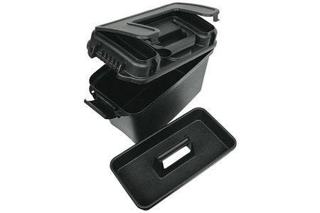 DRY BOX, 14 INCH X 7 INCH, BLACK
