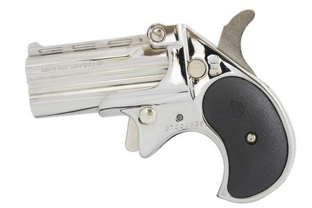 BIG BORE 38 SPECIAL CHROME DERRINGER