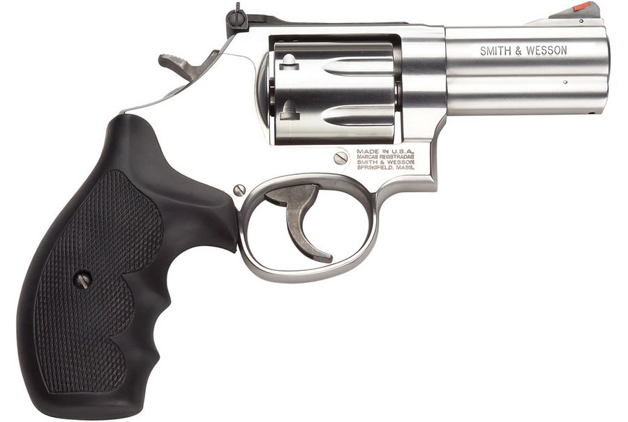 Smith & Wesson Model 686 Plus 357 Magnum 7-Round/3-inch Revolver ...