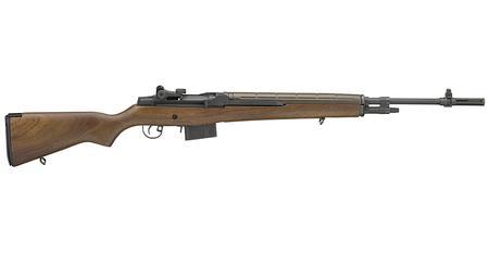 SPRINGFIELD M1A LOADED 308 WALNUT CARBON STEEL
