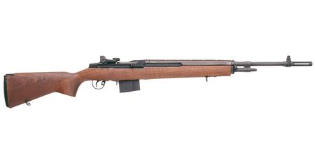 SPRINGFIELD M1A Super Match 308 with Oversized Walnut Stock and Carbon Steel Barrel