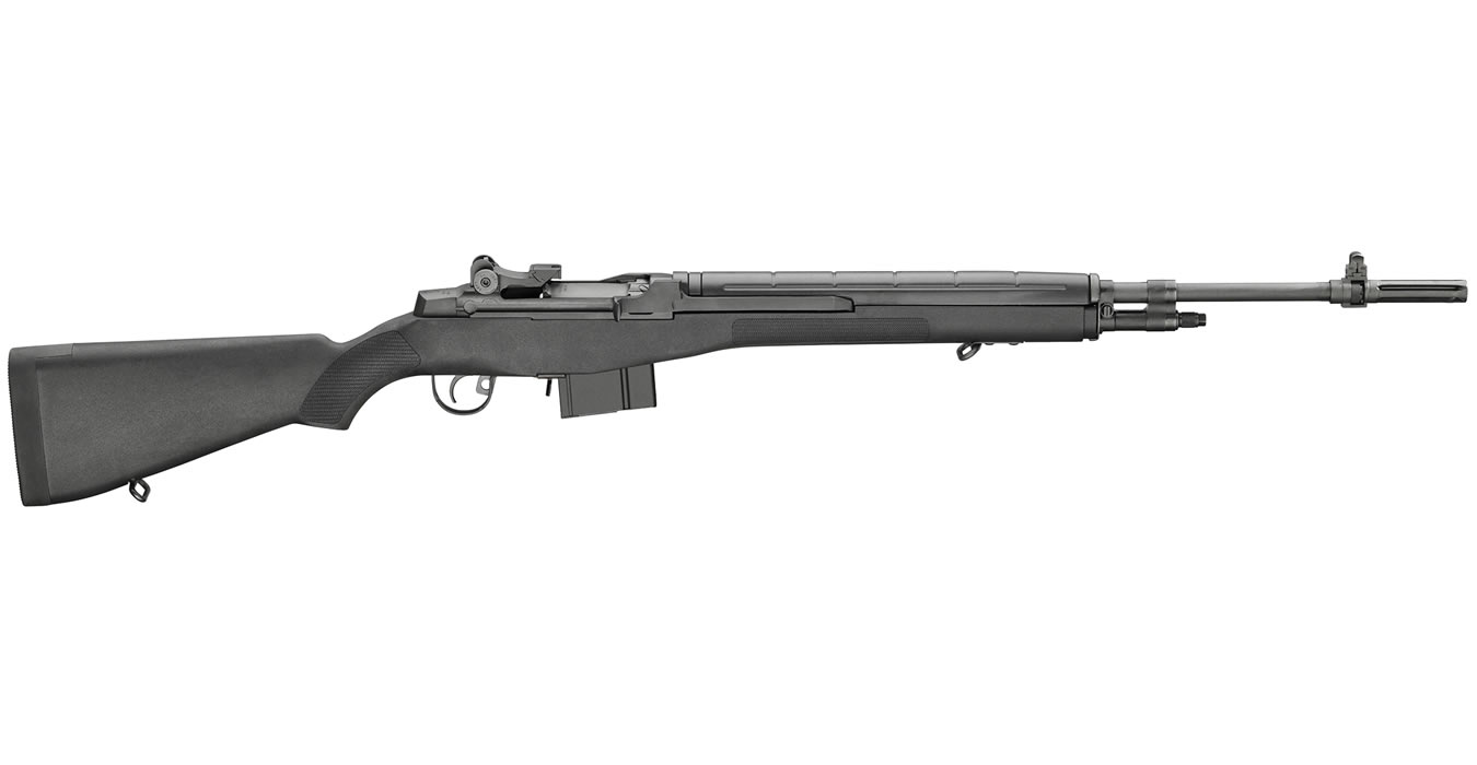M1A LOADED 308 BLACK SYNTHETIC