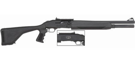 MOSSBERG BLACKWATER SPX 12 GA PISTOL GRIP SHOTGUN