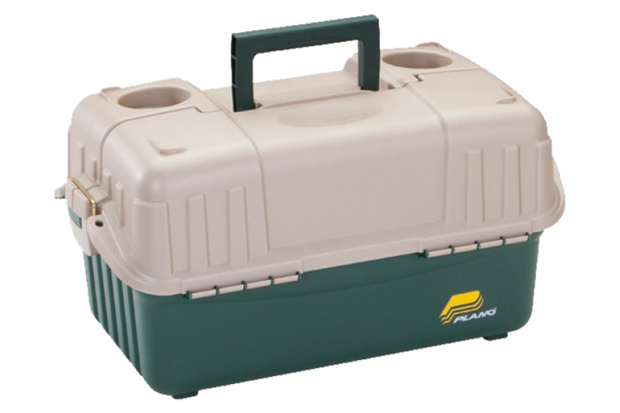 Plano molding hip roof tackle box vance outdoors for Plano fishing box