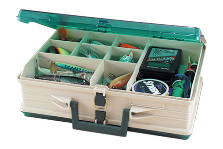 DOUBLE SIDED TACKLE BOX 111906
