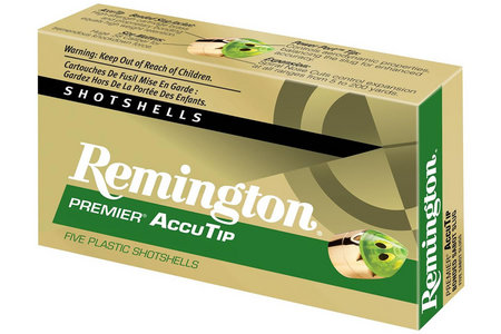 REMINGTON 12 Ga 3 in. 385 gr PPT Premier AccuTip 5/Box