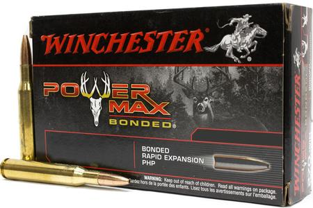 WINCHESTER AMMO 7mm Rem Mag 150 gr PHP Power Max Bonded 20/Box