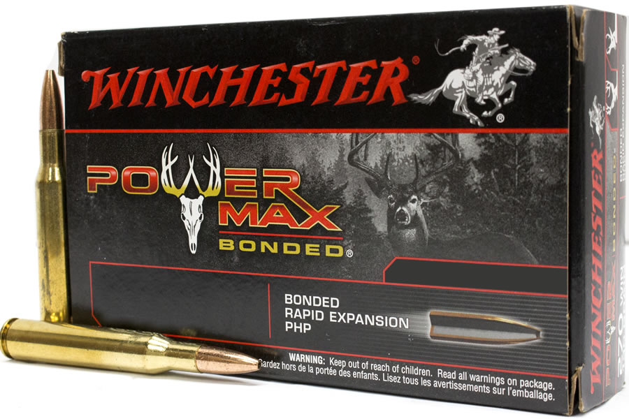 7MM REM MAG 150 GR POWER MAX BONDED