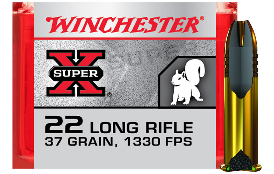 22LR 37GR SUPER SPEED CP HP 100/BX