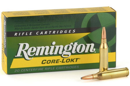 REMINGTON 338 Win Mag 250 gr PSP Core-Lokt 20/Box
