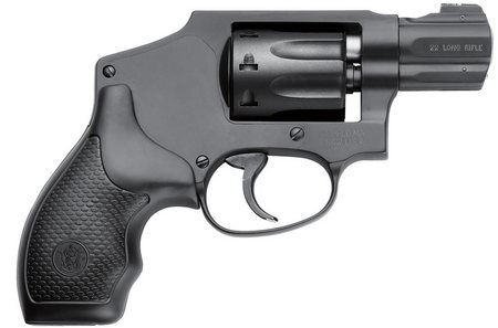 SMITH AND WESSON 43C AIRLITE .22LR J-FRAME REVOLVER