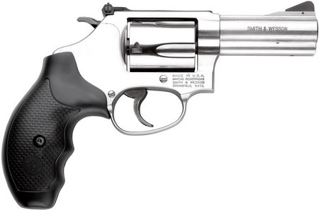 SMITH AND WESSON 60 357 MAG/38 SPECIAL REVOLVER