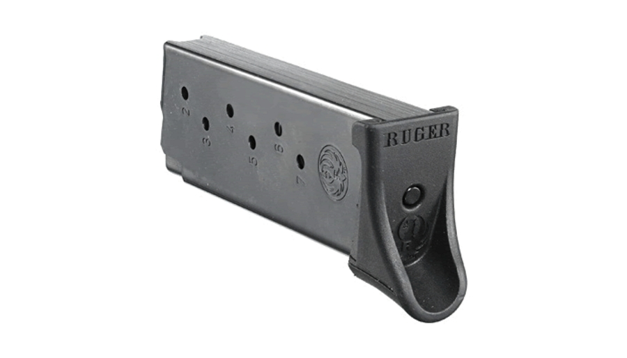 EC9S/LC9 9MM 7 RD MAG W/ EXT FLOORPLATE