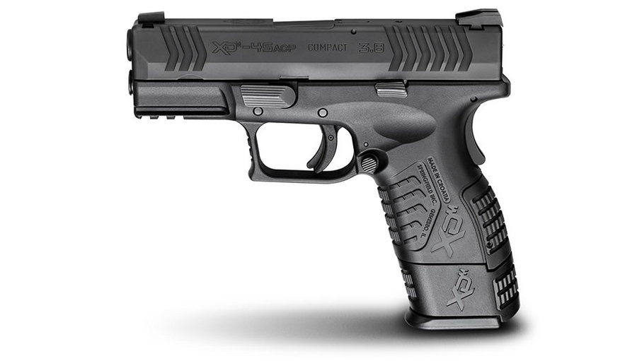 XDM 45ACP 3 8 Compact Black
