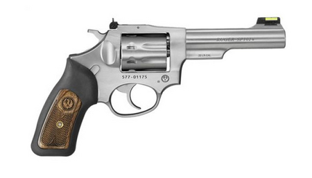 RUGER SP101 22LR DOUBLE-ACTION REVOLVER
