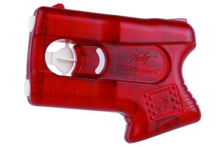PEPPER BLASTER II OC PEPPER SPRAY (RED)