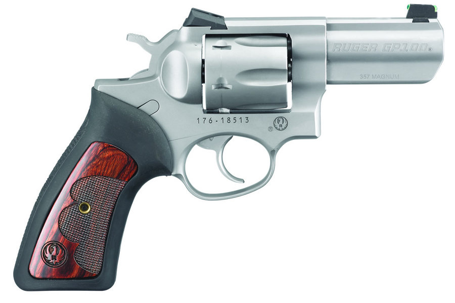 Ruger gp100 357 mag wiley clapp inspired revolver sportsman s
