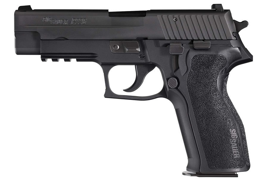 P226 9MM NITRON W/NIGHT SIGHTS (LE)