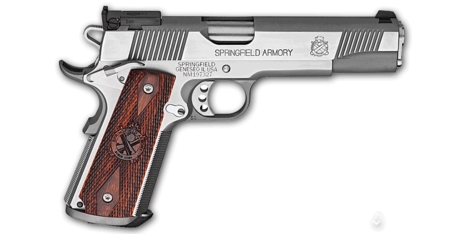 SPRINGFIELD TROPHY MATCH 45ACP COMPETITION STAINLESS