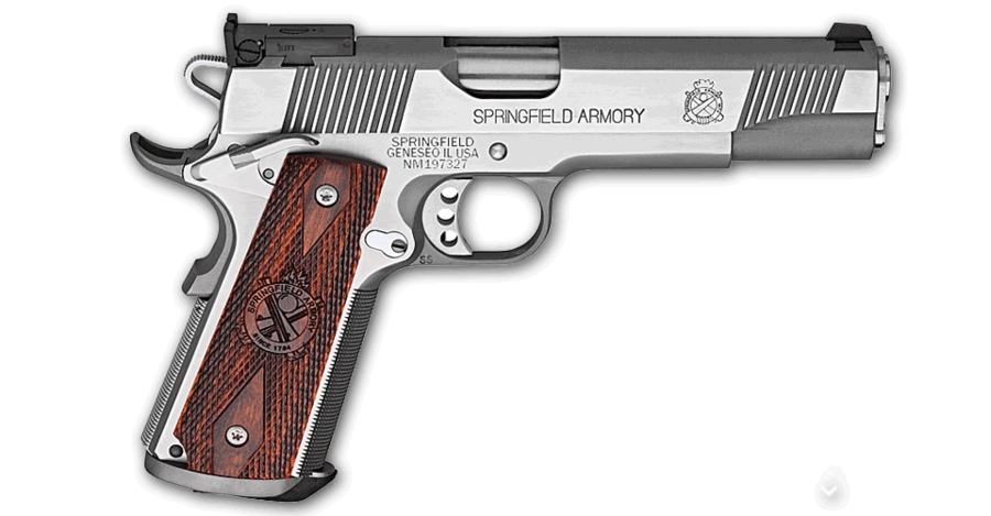 TROPHY MATCH 45ACP COMPETITION STAINLESS