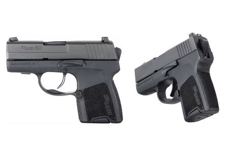 SIG SAUER P290RS Restrike 9mm Sub-Compact Centerfire Pistol with Night Sights