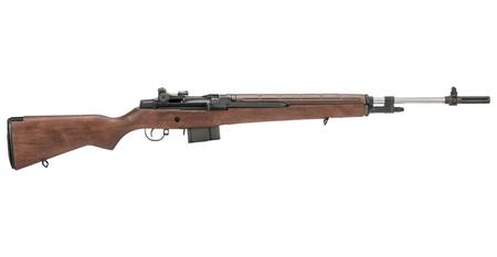 SPRINGFIELD M1A NATIONAL MATCH 308 WALNUT STAINLESS