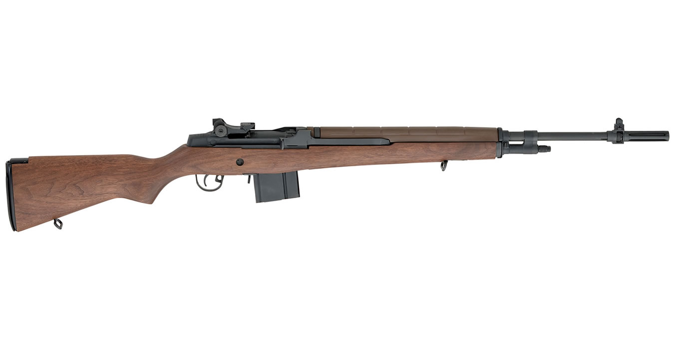 SPRINGFIELD M1A NATIONAL MATCH 308 WALNUT STOCK