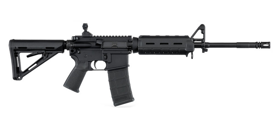 M400 ENHANCED 5.56MM WITH MAGPUL