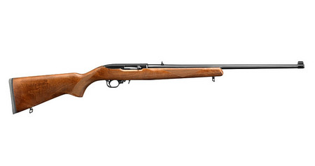 RUGER 10/22 SPORTER 22LR WITH WOOD STOCK