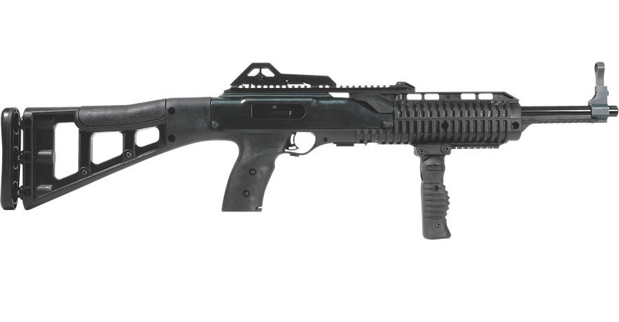HI POINT 4095TS 40 SW CARBINE WITH FORWARD GRIP