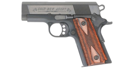 NEW AGENT 9MM ROSEWOOD