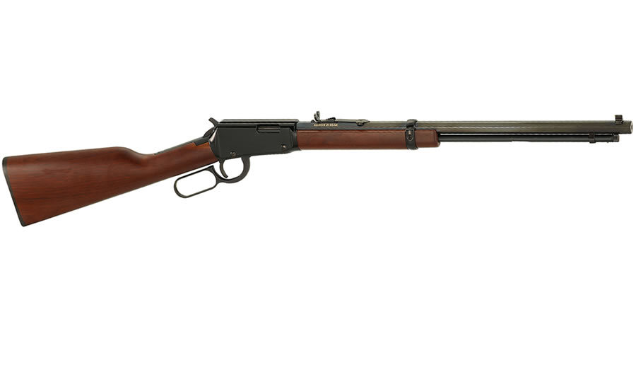 .17HMR LEVER ACTION OCTAGON RIFLE