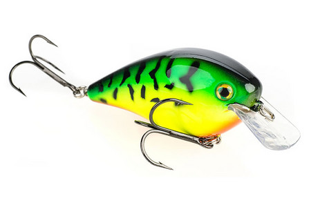 SQUARE BILL 2.5OZ CRANKBAIT HCKVDS2.5