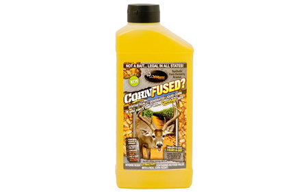 CORNFUSED DEER ATTRACTANT
