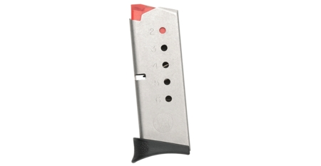 SMITH AND WESSON BODYGUARD 380 6 ROUND MAGAZINE