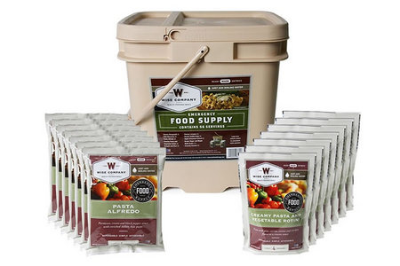 56 SERVING GRAB N GO DEHYDRATED FOOD BAG