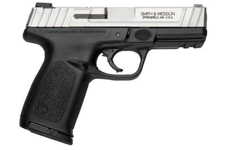 SMITH AND WESSON SD40 VE 40SW TWO-TONE PISTOL