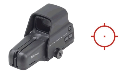 556.A65 HOLOGRAPHIC WEAPON SIGHT