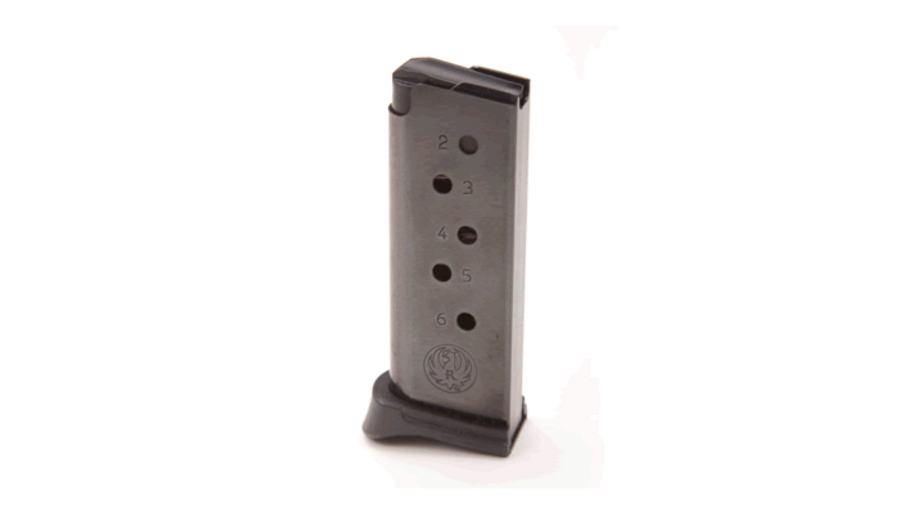 LCP 380 AUTO 6 RD MAG W/ EXT FLOORPLATE