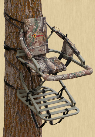 CRUSADER CLIMBING TREESTAND ACL304-A
