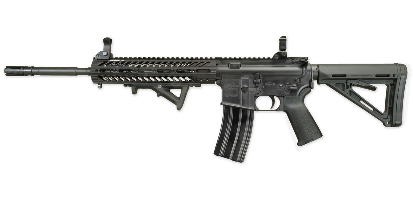 WW-15 CDI 5.56MM M4 WITH FLIP UP SIGHTS