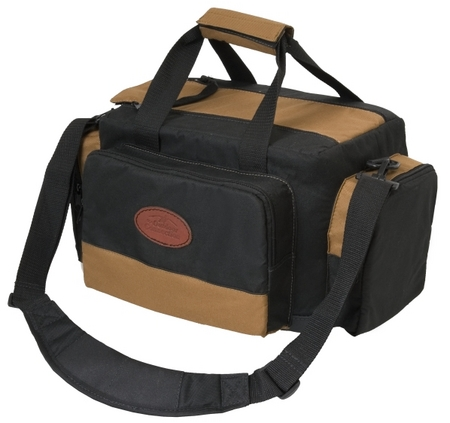BAG #1, RANGE, BLACK/TAN