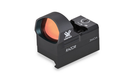 VORTEX OPTICS RAZOR RED DOT SCOPE (3 MOA DOT)