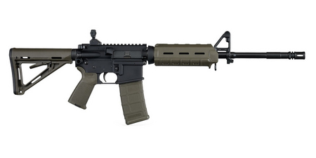 SIG SAUER M400 ENHANCED OD GREEN 5.56MM W/ MAGPUL