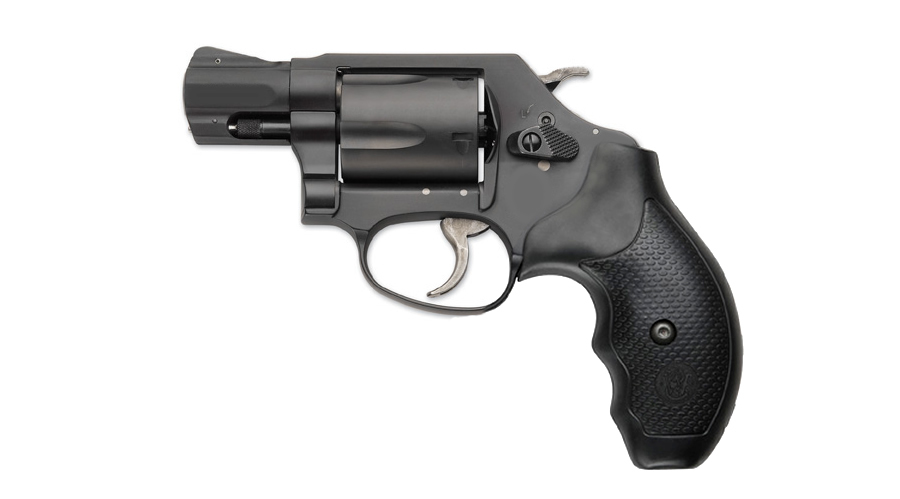 SMITH AND WESSON 360 SCANDIUM 38 SPECIAL REVOLVER